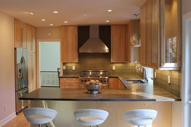 Custom Kitchen Remodeling - Chapel Hill Construction - Chapel Hill, NC